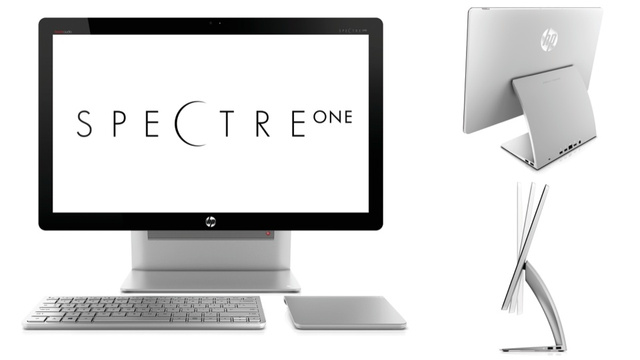 hp dvoile ses pc tout en un sous windows 8 le spectre one. Black Bedroom Furniture Sets. Home Design Ideas