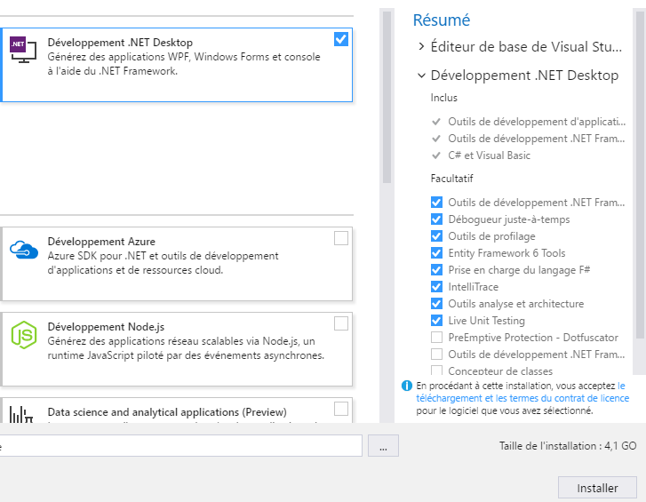 Présentation des nouveautés de Visual Studio 2017